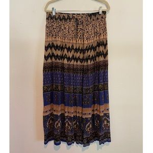 3 for $17⚡️Cute Options Maxi Skirt - NWOT
